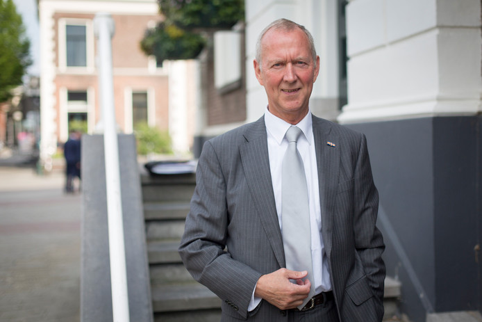 Wethouder Jan van Baal is lijsttrekker voor het CDA Overbetuwe bij de gemeenteraadsverkiezingen in 2018.