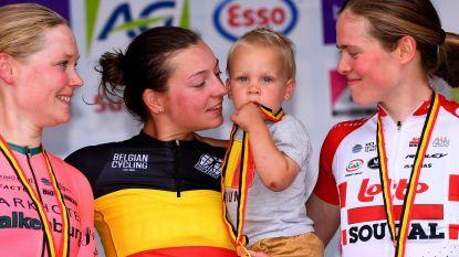 Belgisch kampioene Jesse Vandenbulcke breekt nekwervel en staat poosje aan de kant