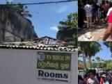 Zelfmoordterrorist doodt drie politiemensen in Colombo