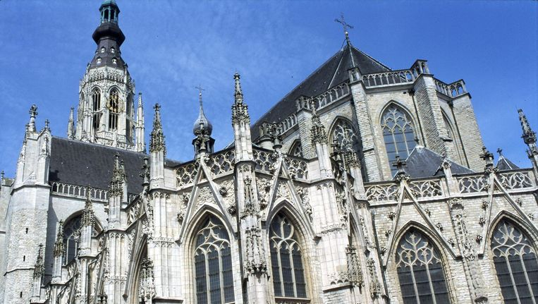 De Grote Kerk of Onze Lieve Vrouwe Kerk in Breda. Beeld Trouw