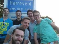 Delftse studenten voor het eerst op de trekker dankzij Mark