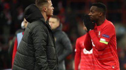 Standard is Europees uitgeteld ondanks helpende hand Guimaraes, Rouches geven 2-0-voorsprong weg