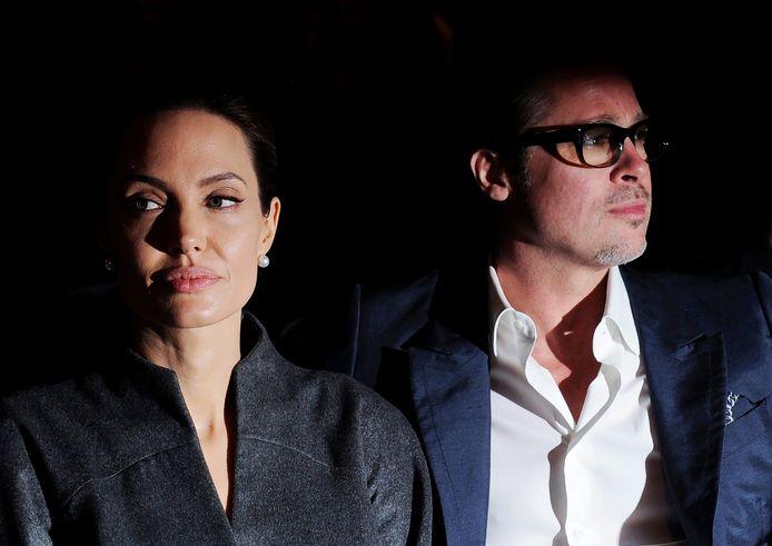 Brad Pitt en Angelina Jolie zijn na 4 jaar nog niet uitgevochten.