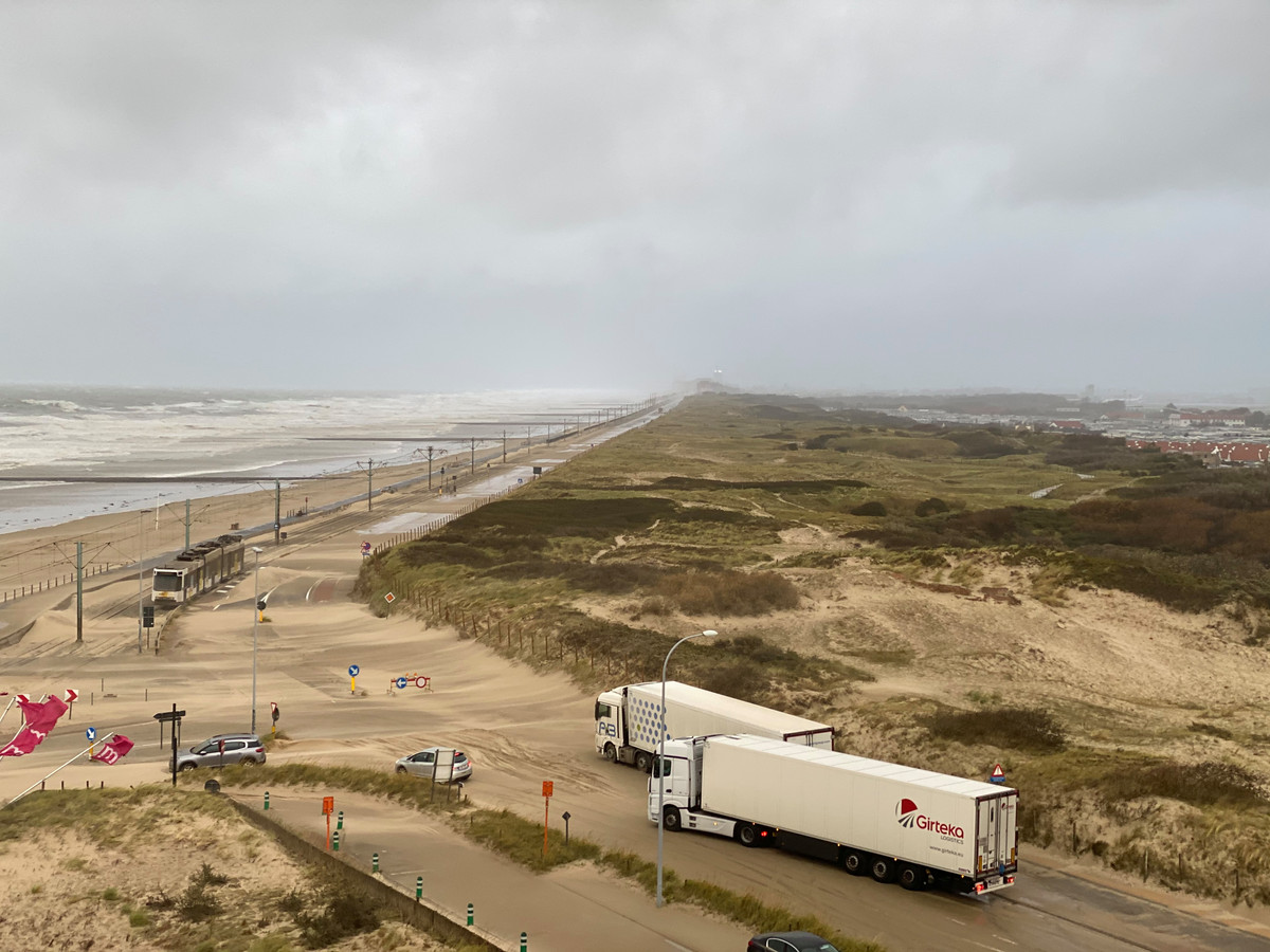 Kusttram rijdt niet meer tussen Oostende en Westende