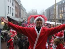 'Bart tegen kanker' laat kerstmannen weer door Oisterwijk hollen