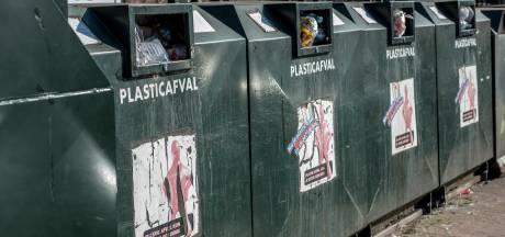 Plastic vanaf 2020 bij restafval in Terneuzen
