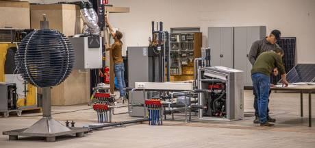 Praktijkschool voor installatievak strijkt neer in Zwolle: 'Techniek mag gezien worden'