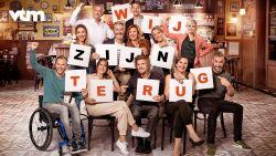 VTM lost eerste spannende beelden van 'Familie'