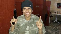 Doodverklaarde IS'er uit Antwerpen zit vast bij Koerden