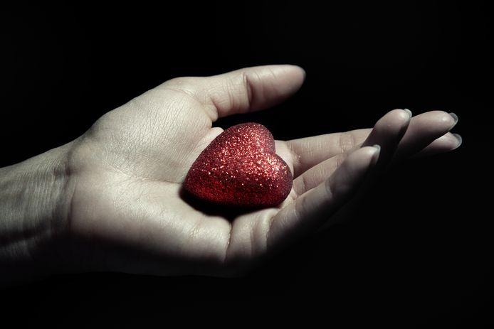 Soefisme wordt ook wel de 'religie van het hart' genoemd.