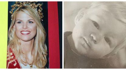 SHOWBITS. Tanja Dexters denkt terug aan haar Miss-tijd en wie is dit schattige kindje?