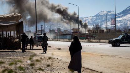 Zeker 4 doden en 40 gewonden bij aanslag met bomauto in Kaboel