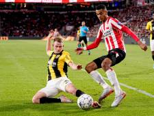 Vitesse-talent Lelieveld schuldbewust na flaters tegen PSV