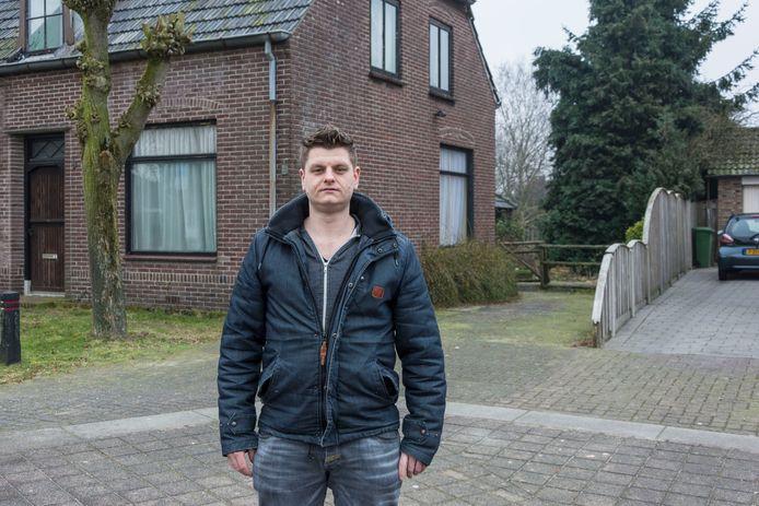 Rob Knoops was in 2017 een van de starters die interesse had in een woning uit nieuwbouwplan Kaag aan de Kloosterstraat Ommel.