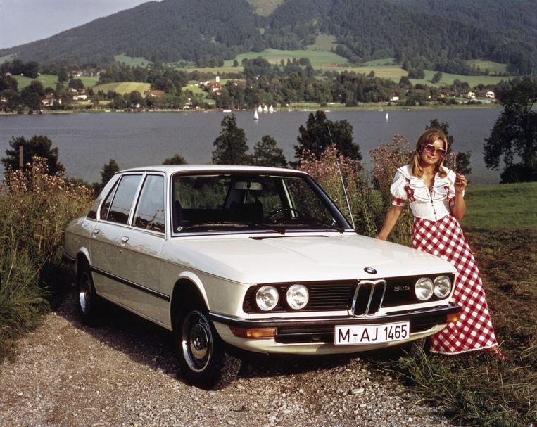 BMW 5-serie Beeld