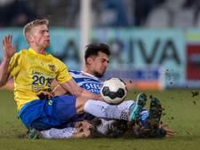 Cicek geschorst tegen FC Dordrecht