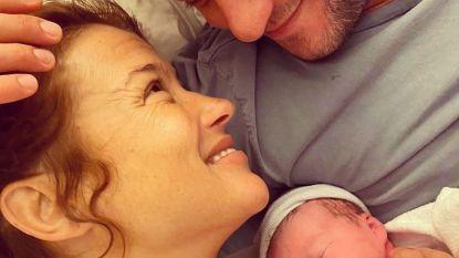"""Katja Schuurman (45) bevallen van dochtertje: """"Ze is betoverend!"""""""