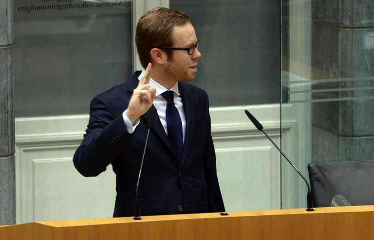 Vlaams parlementslid Peter Van Rompuy (CD&V)
