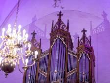 Het nieuwe licht geeft kleur aan De Oude Matthëus in Eibergen