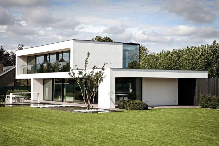 De kijkwoning zet de mogelijkheden van modulaire woningbouw in de verf.