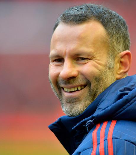 Levende legende Giggs nieuwe bondscoach Wales