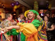 Volop carnaval in Jolleberg, Heidegat en 't Grebbehol