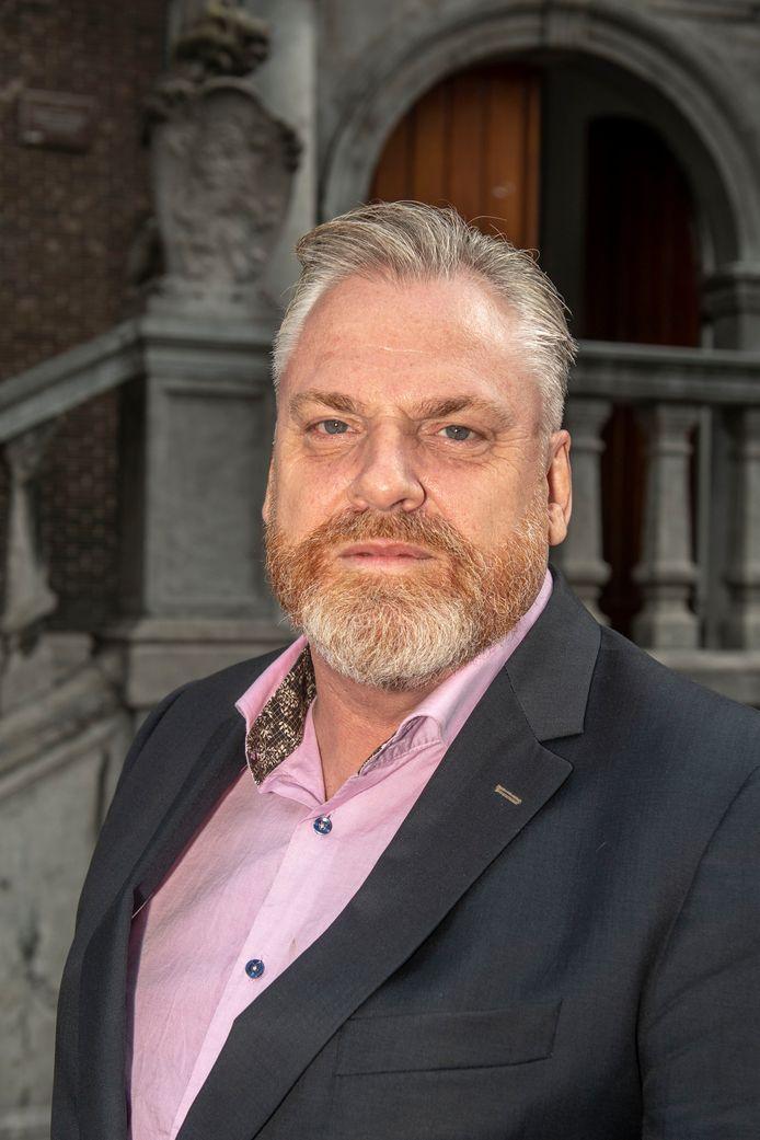 De Bredase advocaat Peter Schouten.