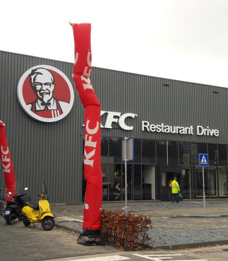 'Drive-through KFC moet per direct dicht', eist Swiss Sense in kort geding tegen woonboulevard