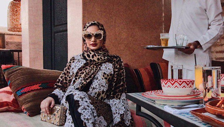 'Het liefst wilde ik een fotoshoot doen in een stad in het Midden-Oosten.' Beeld