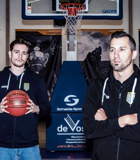 Topbasketballers uit Bemmel in shock door plotse stop door corona: 'Het is hartverscheurend'