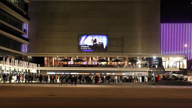 In de Ziggo Dome treedt zaterdagavond Andrea Bocelli op. Beeld anp