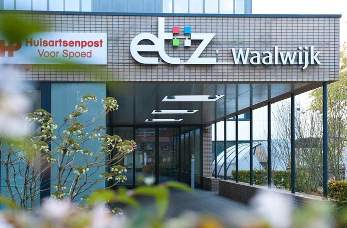 De Raad van Bestuur wil het aantal patiëntenvoorzieningen in het ETZ Waalwijk vanaf 2019 verminderen.
