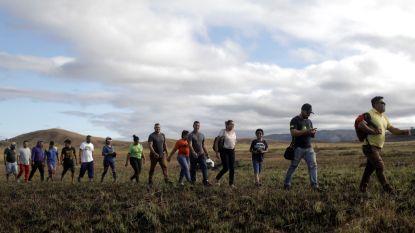 Al 3,4 miljoen inwoners zijn Venezuela ontvlucht