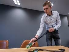 Sensor van Eindhovens bedrijf helpt afstand houden: 'Anderhalve meter is meer dan je denkt'