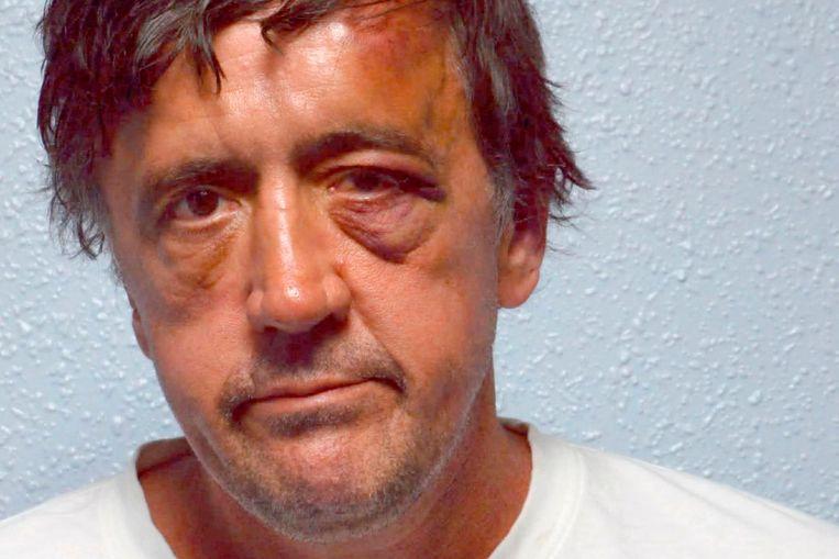 De 48-jarige Darren Osborne die inreed op een groep moslims in de buurt van de Londense moskee van Finsbury Park.