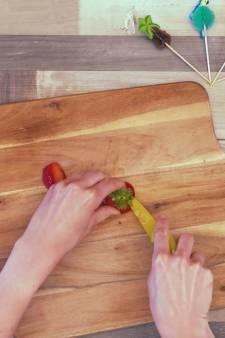 Zo maak je kersen en aardbeien klaar voor gebruik