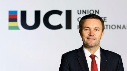 """UCI-baas Lappartient: """"Er is nog werk, maar dit is een belangrijke eerste stap"""""""