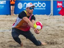 Internationale beachvolleybaltop voor het eerst weer bijeen in Utrecht