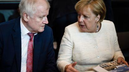 Meerderheid van de Duitsers kant zich tegen vluchtelingenbeleid van Merkel