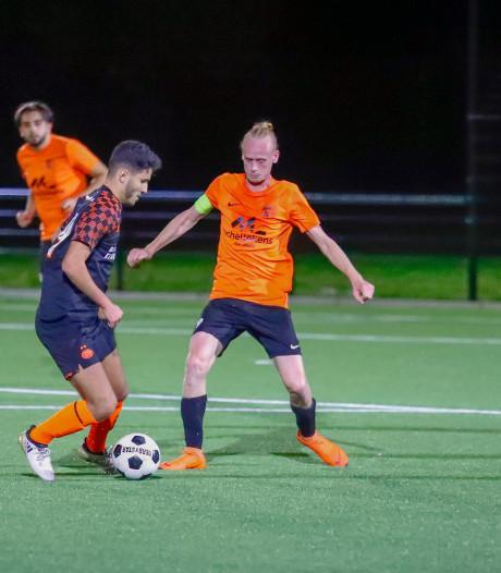 Trainer Marc van Eijk neemt afscheid van Tivoli