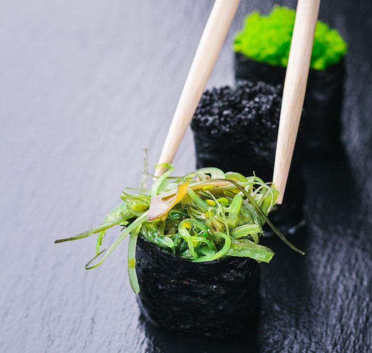 Sushi Beeld ONVZ