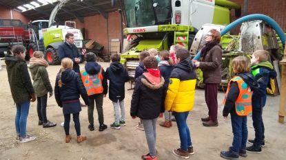 Leerlingen leren alles over verkeersveiligheid 'op den buiten'