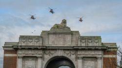 VIDEO. Afscheid van een legende: laatste formatievlucht van de Seaking