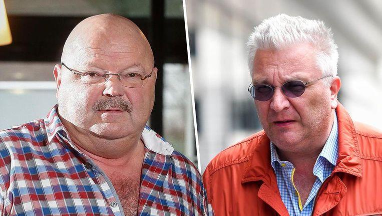 Michel Van Den Brande steunt Prins Laurent.
