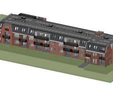 20 appartementen op voormalige locatie Discobar Sixty Five in Vriezenveen