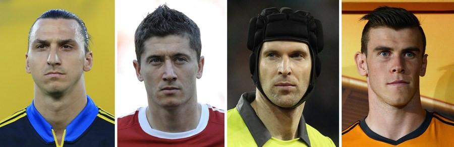 Ces stars n'iront pas au Mondial 2014.