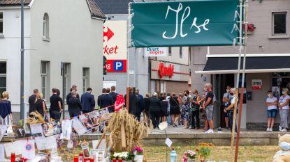 Bewoners Moorsel brengen laatste groet aan Ilse Uyttersprot tijdens rit naar begraafplaats