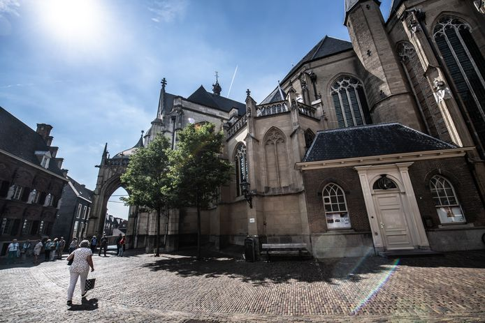 De Stevenskerk in Nijmegen, al eeuwen een icoon van de stad.