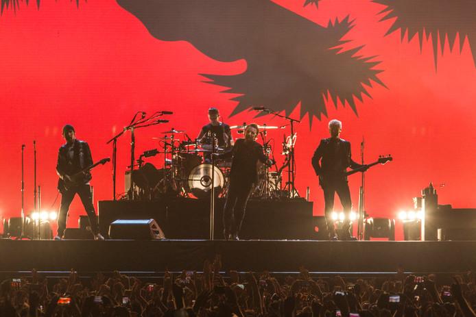 U2 Joshua Tree Tour Amsterdam Arena