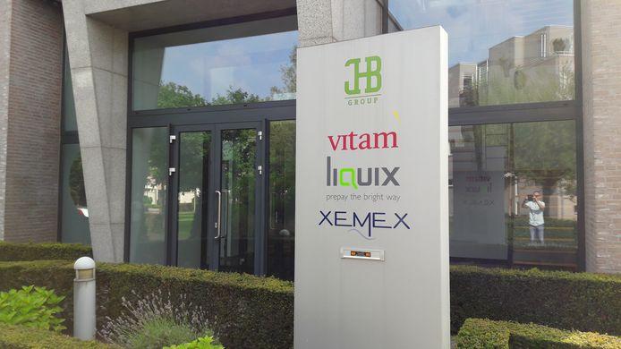 De JHB Group van Hans Brus bestaat uit vier bedrijven.